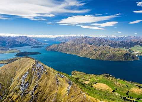 Nouvelle-Zélande, entre Ile Fumante et Ile de Jade - 1