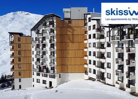 Appartements de particuliers Skissim Classic Résidence Les Ménuires - 1