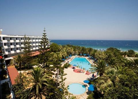Hôtel Blue Horizon Palm Beach 4* - 1