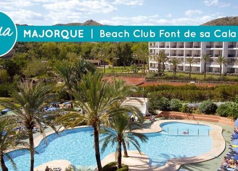 Hôtel Naya Club Beach Font De Sa Cala 4* - 1