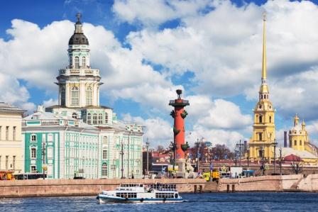 Saint Petersbourg weekend en liberté - La Venise du nord - - 1