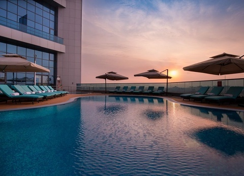 Hôtel Millennium Place Barsha Heights 4* - 1