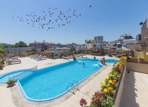 Hôtel Celal Aga Konagi 5* - 1