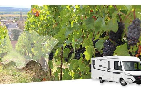 Road Trip en Camping-car Intégral : Sur Les Routes Du Champagne - 1
