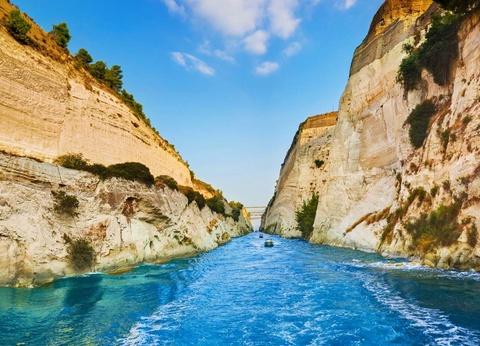 Circuit Echappée depuis la région de Corinthe - Depuis le Club Héliades Ramada Poseidon Resort 4* - 1