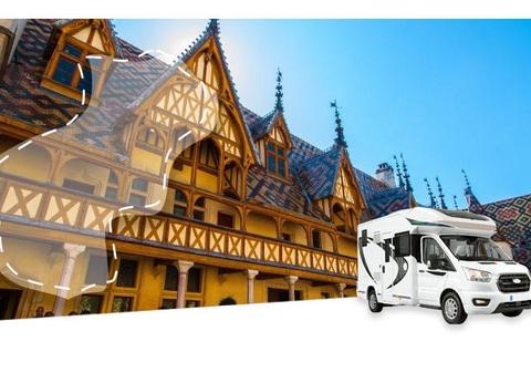 Road Trip en Camping-car Profilé : La Côte d'Or - 1