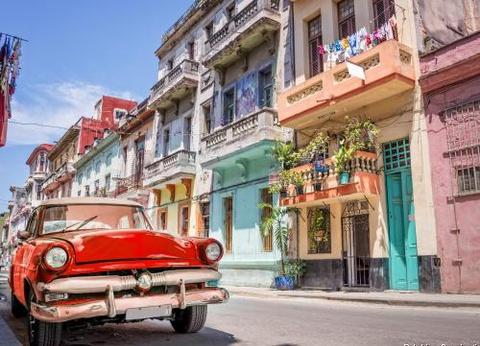 Circuit Couleurs de Cuba (Framissima Sol Palmeras à Varadero) **** - 1
