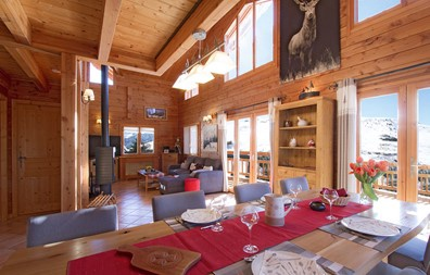 Chalet Le Panorama - 1