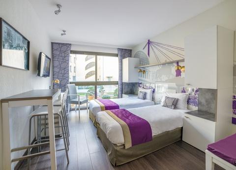 Apart'hôtel Lyon Lumière 4* - 1