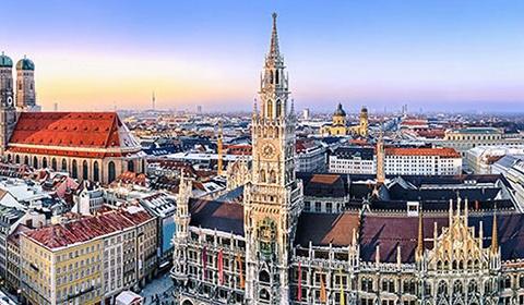Circuit Munich, Berlin, La Bavière et ses châteaux - 1