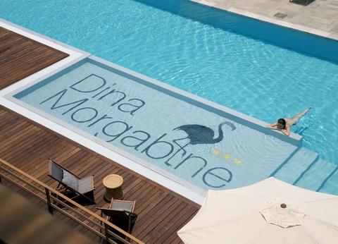 Hôtel Dina Morgabine 3* - 1