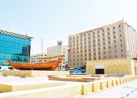 Hôtel Arabian Courtyard 4* - 1