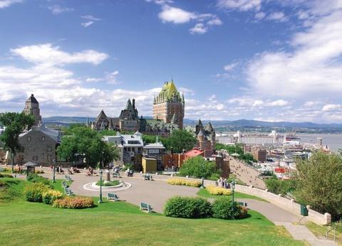 Circuit Canada 10 jours Spécial Festival d'été de Québec - 35 personnes maximum - 1
