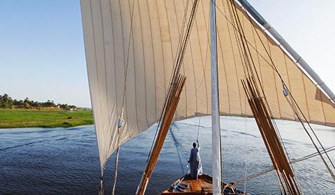 Croisière Trésors d'Egypte en bateau traditionnel - 1