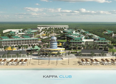 Kappa Club Ocean El Faro 5* - 1