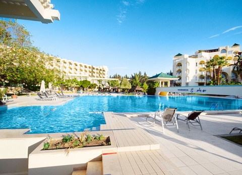 Hôtel Novostar Nahrawess Hotel & Thalasso Resort 4* - 1