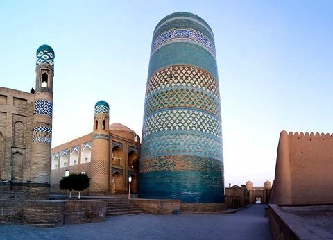 Circuit Découverte de l'Ouzbékistan - 1