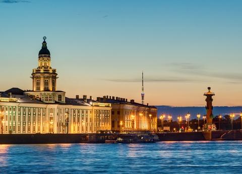 Croisière en Russie sur la Volga de Moscou à Saint-Pétersbourg - 1