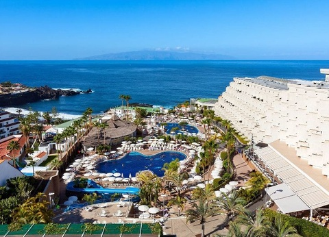 Hôtel Club Coralia Landmar Playa La Arena 4* - 1
