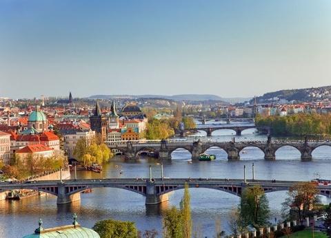 Circuit Prague, Bohème du Sud et Vienne - 1