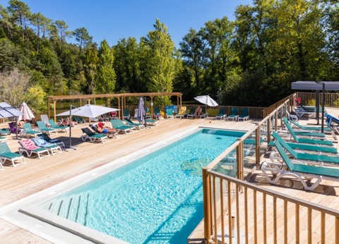 Camping Le Val d'Ussel 4* - 1