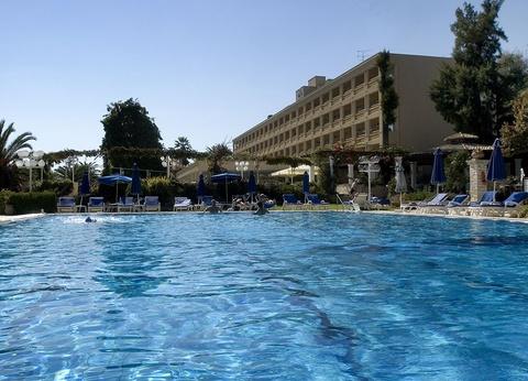 Hôtel Corfu Palace 4* - 1