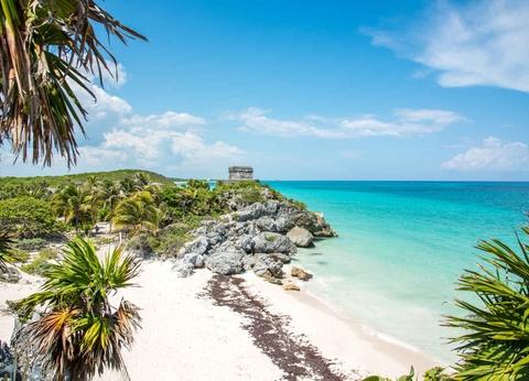 Circuit trésors du Yucatán + extension sur les plages de la Riviera Maya - 1