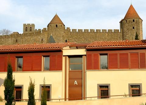 Adonis Carcassonne - Résidence La Barbacane 3* - 1