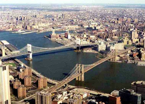Circuit Capitales de l'Est et Extension New York - 1