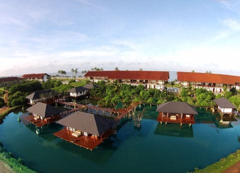 Combiné Kappa Sri Lanka Anantaya 5* & Maldives Paradise Island Resort & Spa 5* - 1