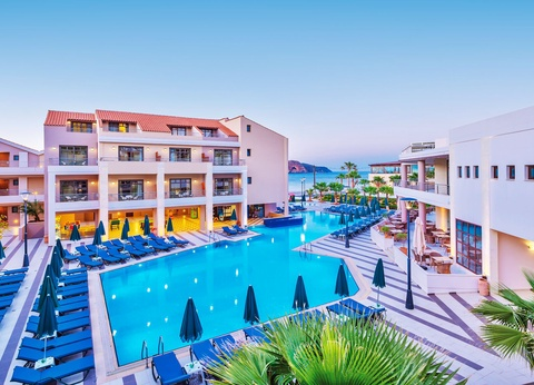 Hôtel Porto Platanias Beach Resort & Spa 5* - 1