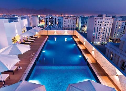 Hôtel Centara Muscat Hotel 4* - 1