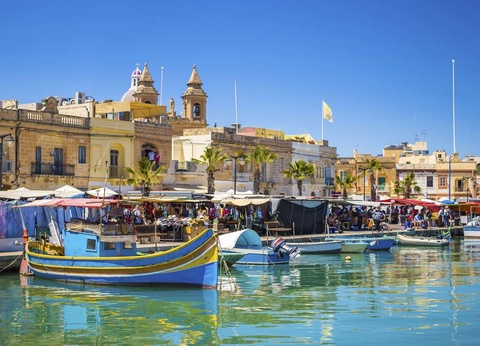 Autotour Malte et Gozo en 3* - 1