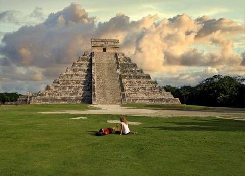 Circuit Merveilles du Mexique  - 1