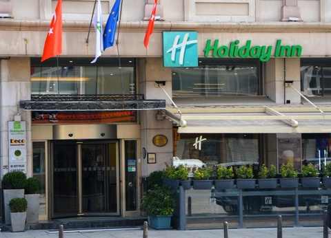 Escapade Istanbul Hôtel Holiday Inn Sisli 5* - 1