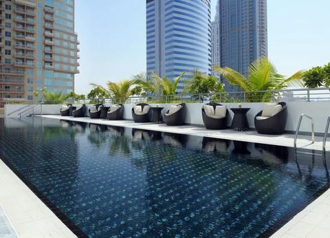 Hôtel Mövenpick Jumeirah Lakes Towers 5* - 1