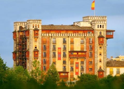 Séjour Allemagne - Europa-Park - Hôtel Castillo Alcazar 4* avec accès au parc - 1