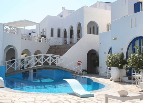 Hôtel Kanale's 4* - arrivée Santorin - 1