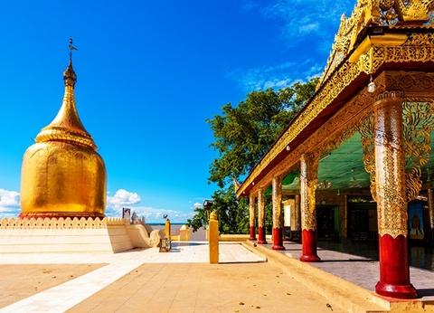 Circuit Merveilles de Birmanie - 1