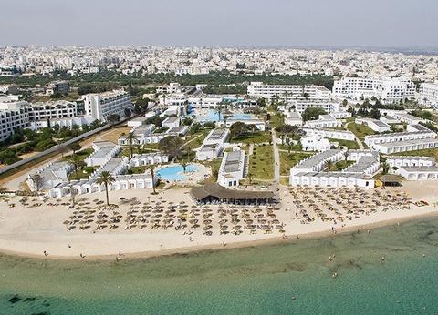Hôtel Thalassa Sousse Resort & Aquapark 4* - 1
