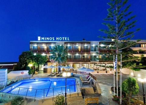 Hôtel Minos 4* - 1