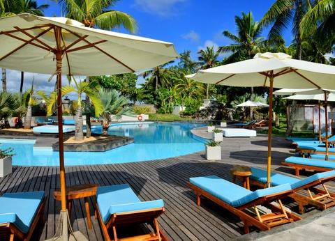 Kappa Club Solana Beach Mauritius 4* - 1