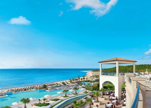 Hôtel Olympia Riviera Thalasso Grecotel Resort Luxe - 1