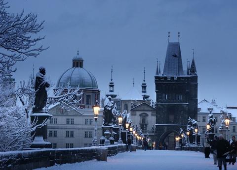 Marchés de Noêl à Prague 3* - 1