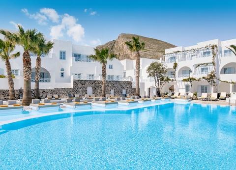 Hôtel Santorini Kastelli Resort 5* - 1