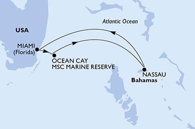 Croisière Escapade dans les Bahamas - 1