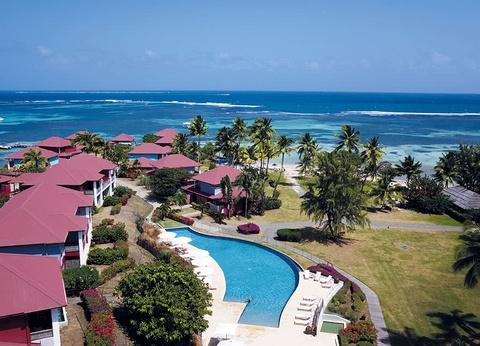 COMBINÉ 2 ILES : MARTINIQUE + SAINTE LUCIE Cap Est Lagoon Resort & Spa + Ti Kaye Resort & Spa 14 nuits **** - 1