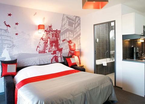Apart'hôtel Strasbourg Wilson 4* - 1