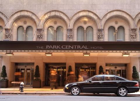 Hôtel Park Central 4* - 1