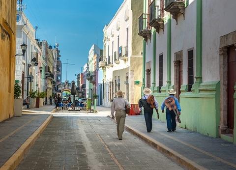Circuit Splendeurs du Mexique & Extension Riviera Maya Hôtel 3* 15J/12N - 1